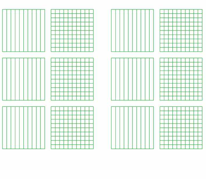 algebra coordinate grid grid in and out tables number lines 61 100 ...